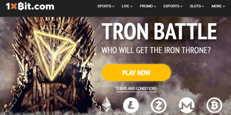 Tron battle